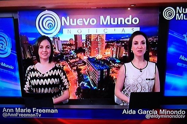 Nuevo Mundo Noticias Tigo Star, canales de noticias Guatemala en línea