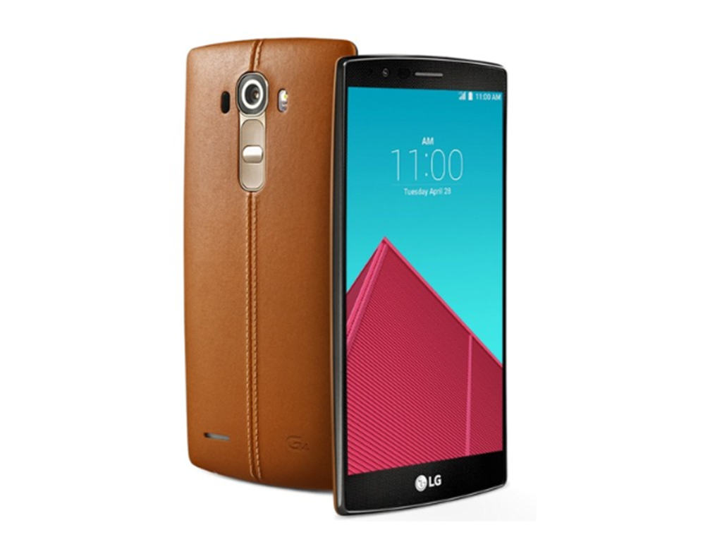 LG G4 Major Leak! Quantum Display And Pure Leather Back!