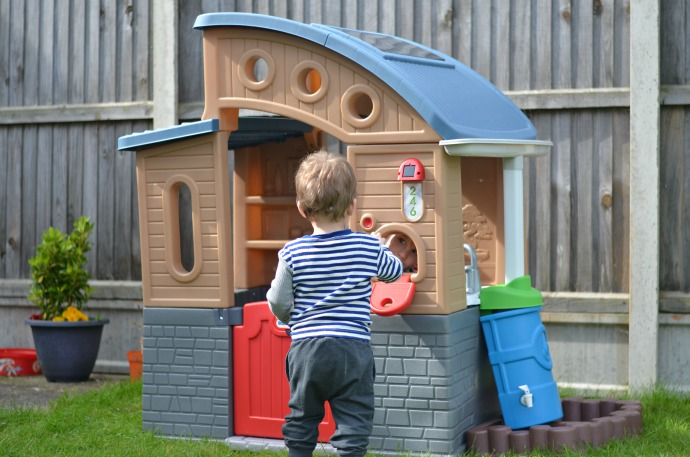 little tikes go green playhouse, eco playhouse