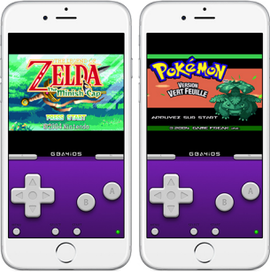 how to play gameboy games on iphone ios 11