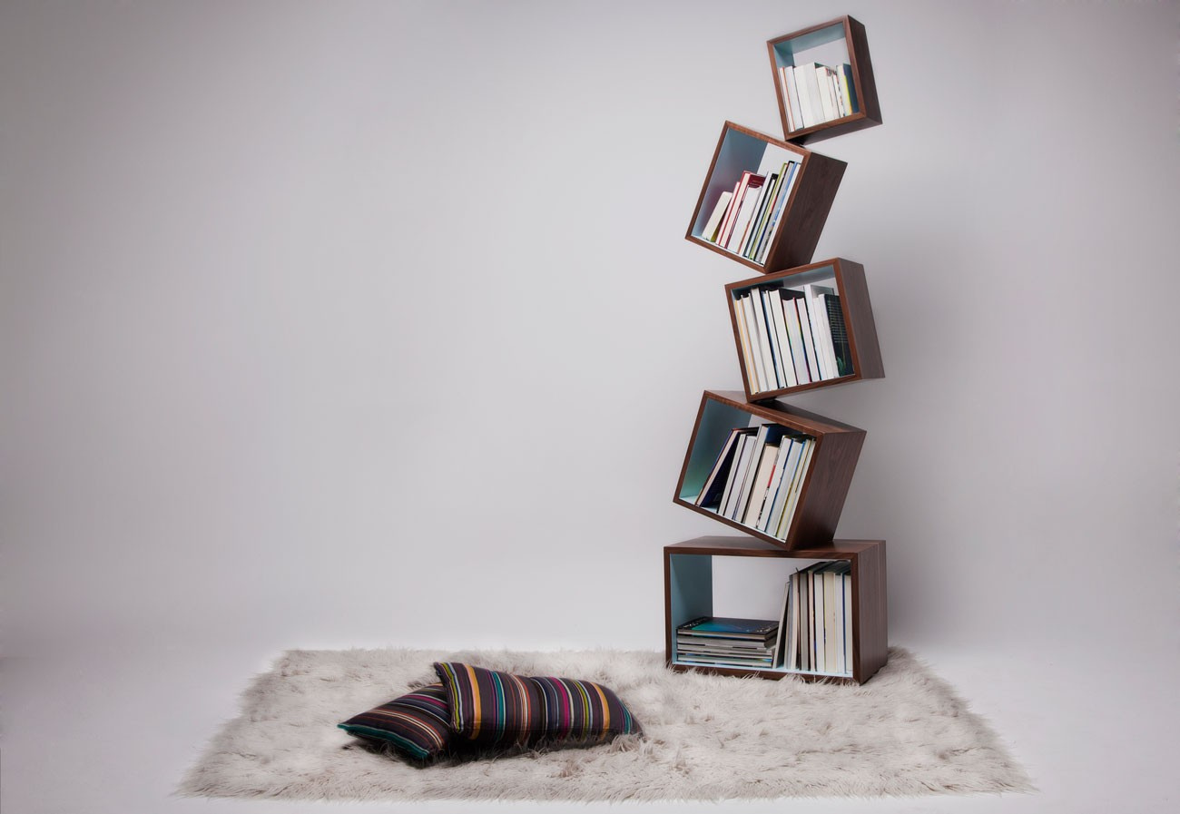 Equilibrium Bookcase ! Home Decor