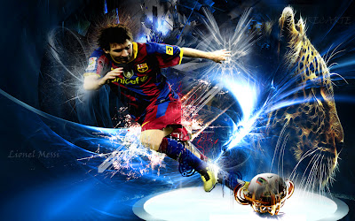 Cool Lionel Messi Wallpaper #7 | Lionel Messi Wallpapers