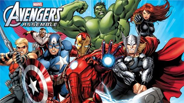 Il Mondo Di Supergoku Avengers Assemble
