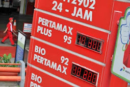 Pertamina : Harga Pertamax dan BBM Lainnya Turun Sampai Rp 800 per liter