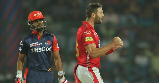 Andrew Tye Top 5 Bowling Performances of the IPL 2018