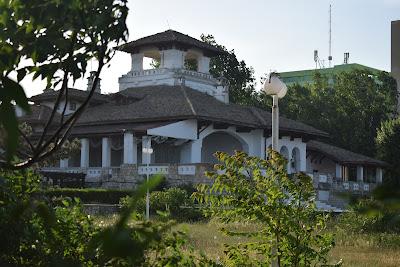 The Royal Villa in Mamaia, Romania