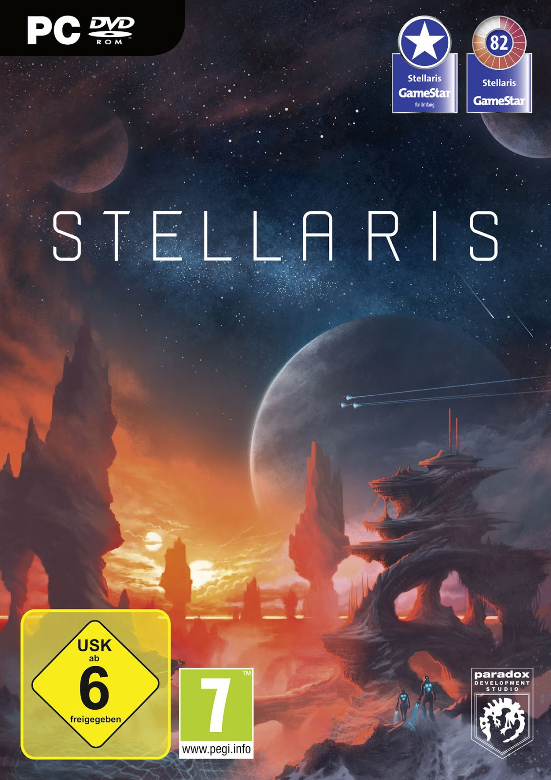 Stellaris Utopia ESPAÑOL PC Full