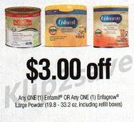 coupon for enfamil