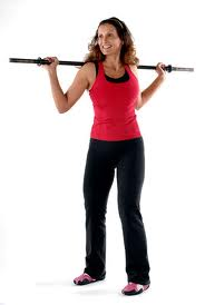 standing broomstick twists are another exercise that are ineffective    Broomstick Twists