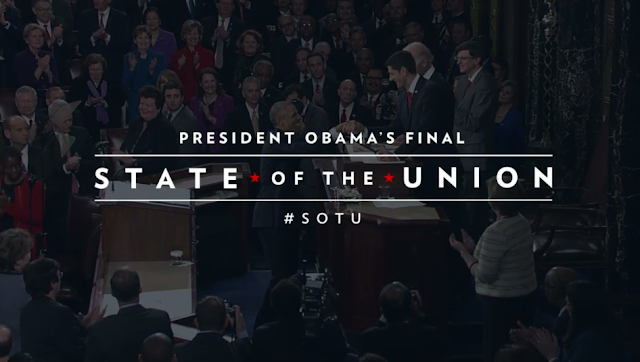 #SOTU hashtag State of the Union Obama