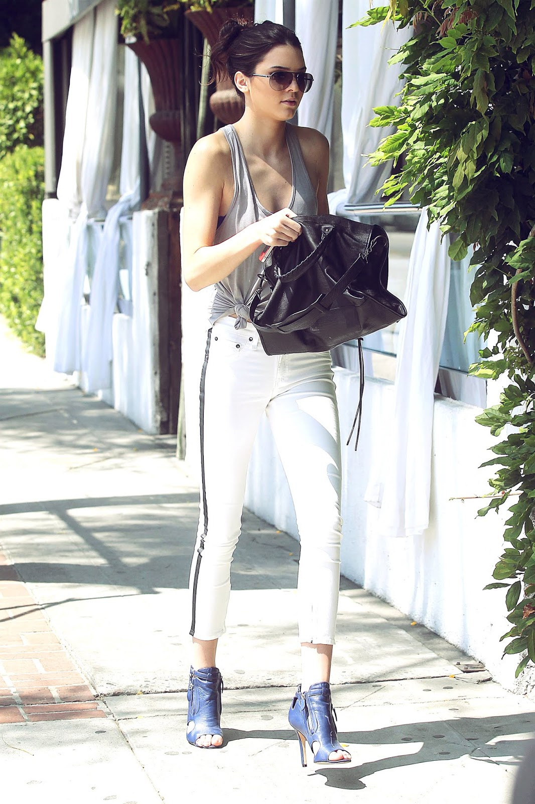 01 - Shopping in West Hollywood California on June 14, 2012