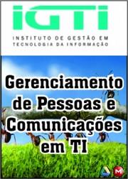 Gerenciamento de Pessoas e Comunicações em TI - IGTI