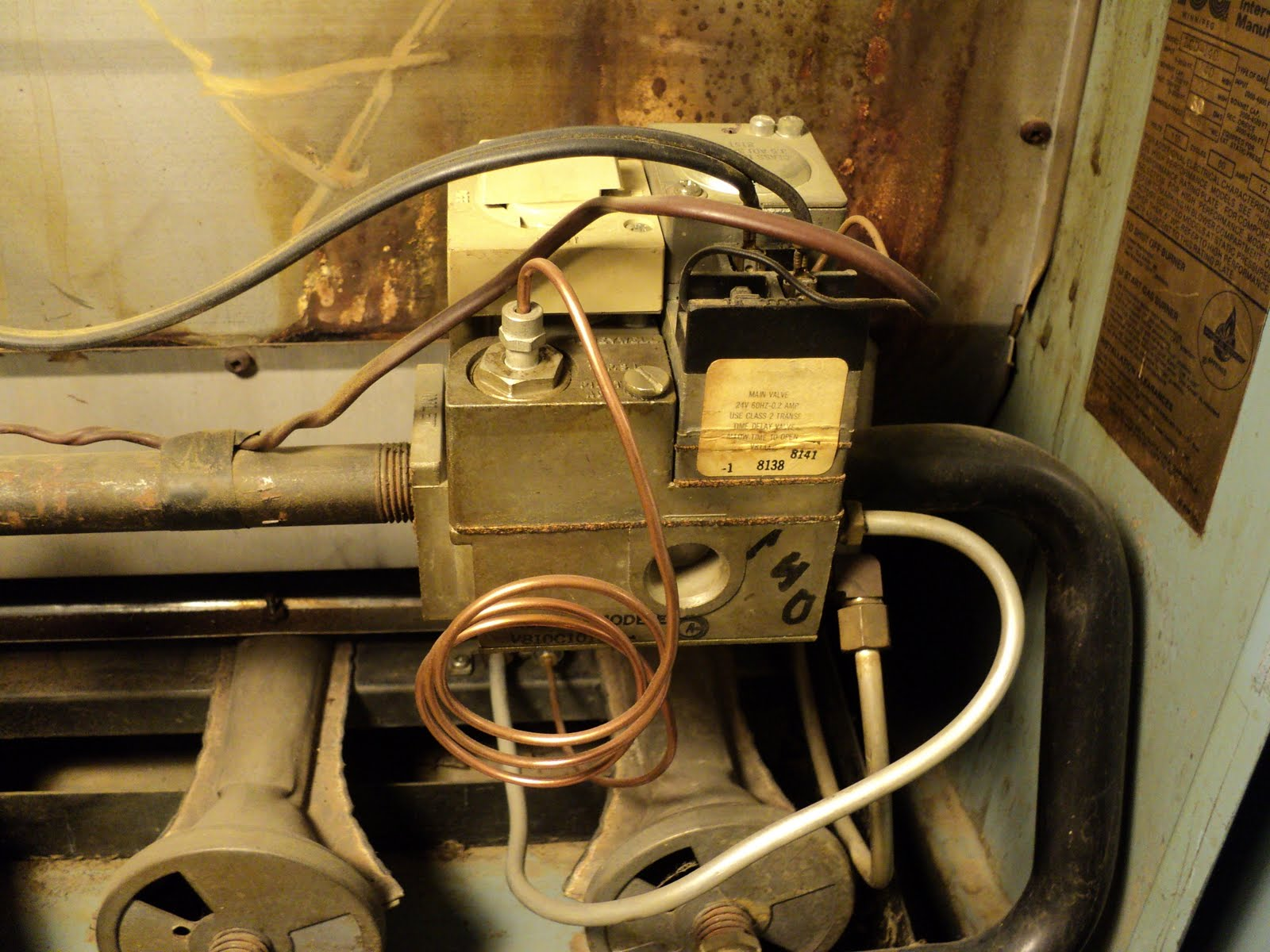 Rouge River Workshop: Gas Furnace Thermocouples