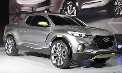 2019 Hyundai Santa Cruz: Une nouvelle génération de pick-up compact