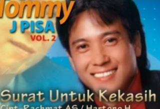 Tommy J Pisa Surat Untuk Kekasih Mp3