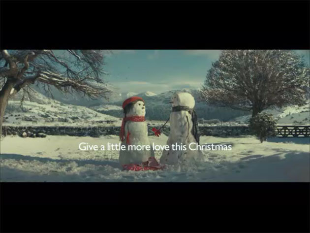 John Lewis Christmas Advert 2012.2012 Christmas Adverts Not Your Average Advert