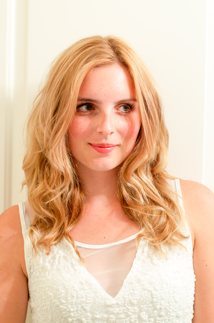 Heatless Beach Waves Tutorial Vancouver Style Blog The