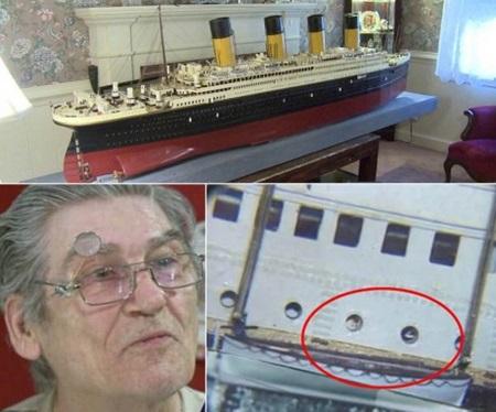 Misteri Replika Kapal Titanic