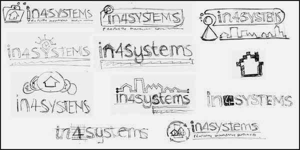 bocetos de logos