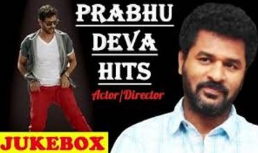 Master Prabhu Deva Super Hit Audio Jukebox