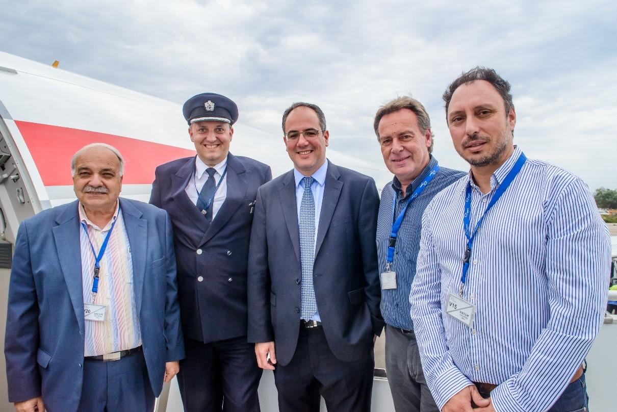 Νέες αεροπορικές συνδέσεις στα αεροδρόμια της Fraport