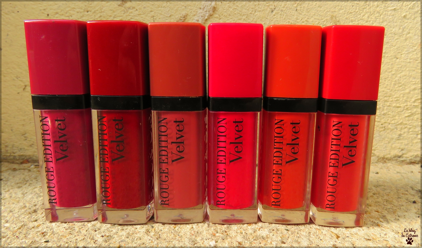 Rouge Edition Velvet - Bourjois