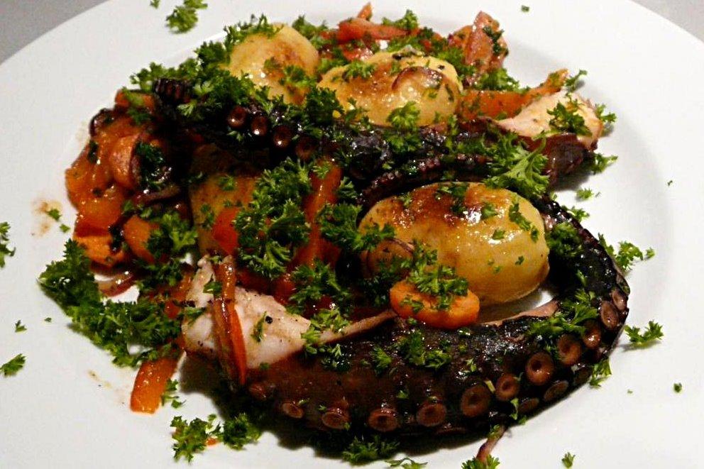 Oktopus Rezept Jamie Oliver