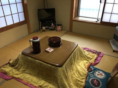 松渓館の部屋