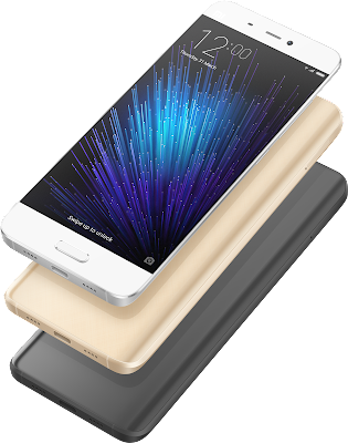Xiaomi launches its new flagship smartphone Mi 5 with 3D glass body, 3GB RAM, 4-axis OIS Camera in India for Rs. 24999