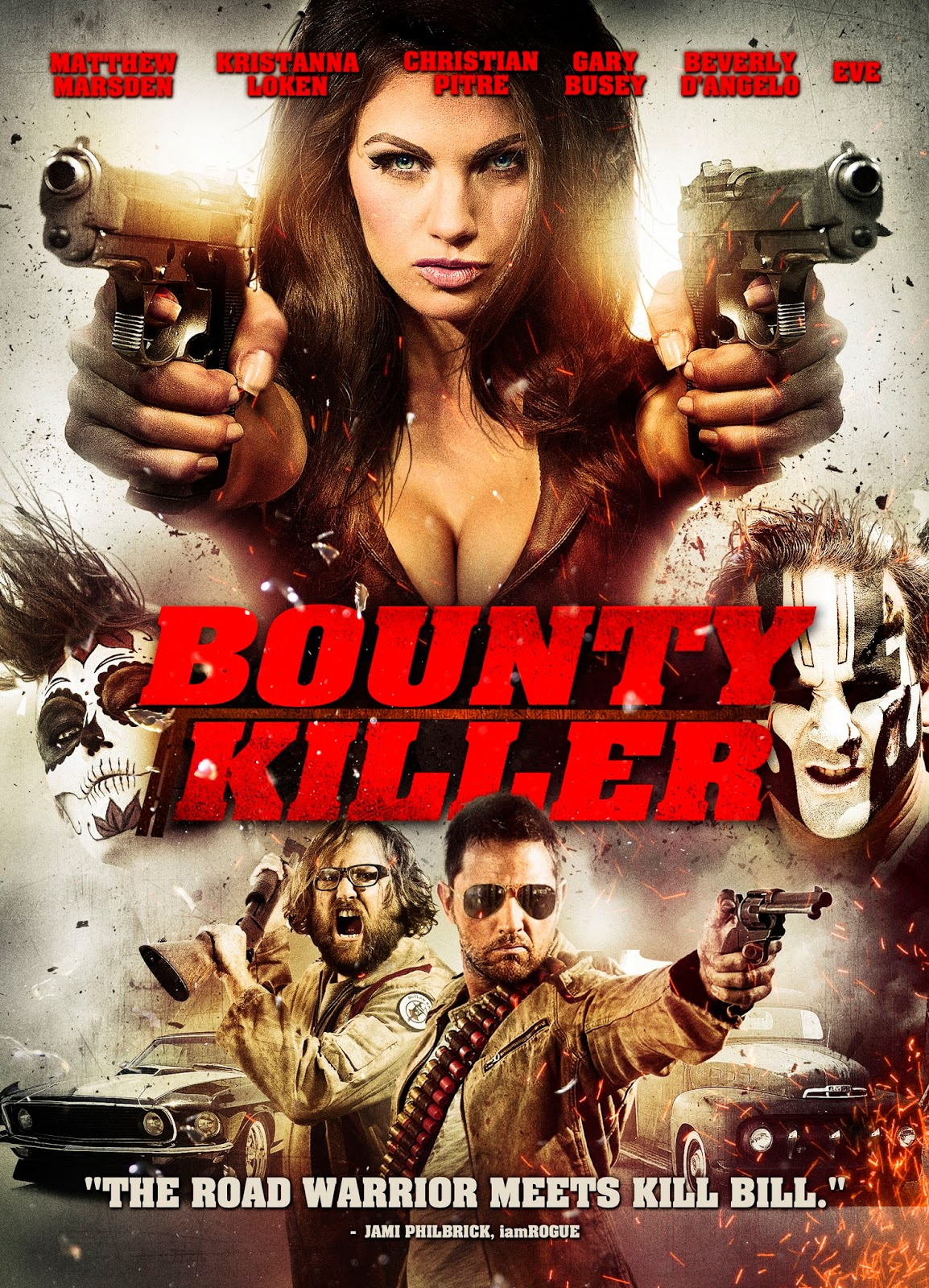 Bounty Killer (2013) ταινιες online seires oipeirates greek subs