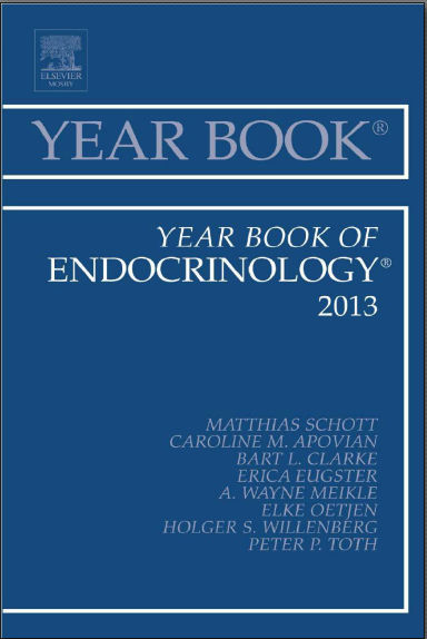 Year Book of Endocrinology 2013, 1st Edition [PDF] (Year Books)