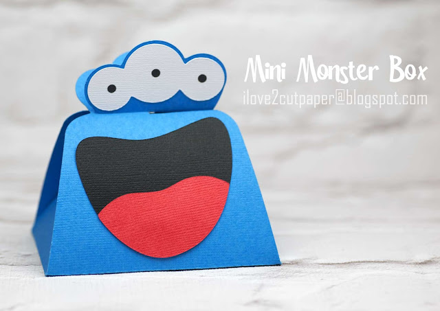 Mini monster, monster, ilove2cutpaper, LD, Lettering Delights, Pazzles, Pazzles Inspiration, Pazzles Inspiration Vue, Inspiration Vue, Print and Cut, svg, cutting files, templates, Silhouette Cameo cutting machine, Brother Scan and Cut, Cricut