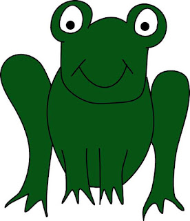 Really Cool Blog: Free Frog Clipart