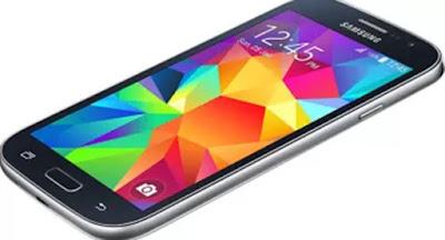 Spesifikasi Samsung Galaxy Grand Neo Plus        Samsung Galaxy Grand Neo Plus Hadir berbekal bentang layar seluas 5.0 inci, Hal ini menjadikannya termasuk dalam kategori Phablet. didukung dengan resolusi layar 480 x 800 pixels mampu menghasilkan kerapatan layar ~186 ppi pixel density. Vendor Samsung sudah membekalkan layar berteknologi TFT capacitive touchscreen serta mampu menciptakan hingga 16 juta warna, Layar yang digunakan oleh Samsung Galaxy Grand Neo Plus juga sudah bersifat multitouch, didukung TouchWiz UI. Sayangnya smartphone Galaxy Grand Neo Plus masih belum dilengkap dengan pelindung layar.    Ponsel ini didukung oleh prosesor quadcore Broadcom clock 1,2 GHz. Dipadukan dengan sistem operasi Android 4.4 KitKat dengan dipercantik tampilannya menggunakan TouchWiz UI asli buatan Samsung dan ditunjang dengan RAM Sebesar 1 GB Serta didukung oleh prosesor grafik dari TBC.           Samsung Galaxy Gradn Neo Plus dilengkapi dengan kamera 5 MP di bagian belakang setara 2592 x 1936 pixels juga sudah didukung oleh fitur Autofocus, LED Flash, Digital zoom dan Geo-tagging. Sedangkan Kamera depan sendiri di sematkan Kamera 2 MP setara 1600 x 1200 pixels serta didukung fitur Smart Selfie & Palm Selfie, serta dapat digunakan sebagai Video Call.  Kelebihan   Dual SIM, Dual Stand-by.  Jaringan 2