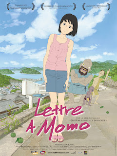 lettre a momo film animation japonais à voir top classement meilleur