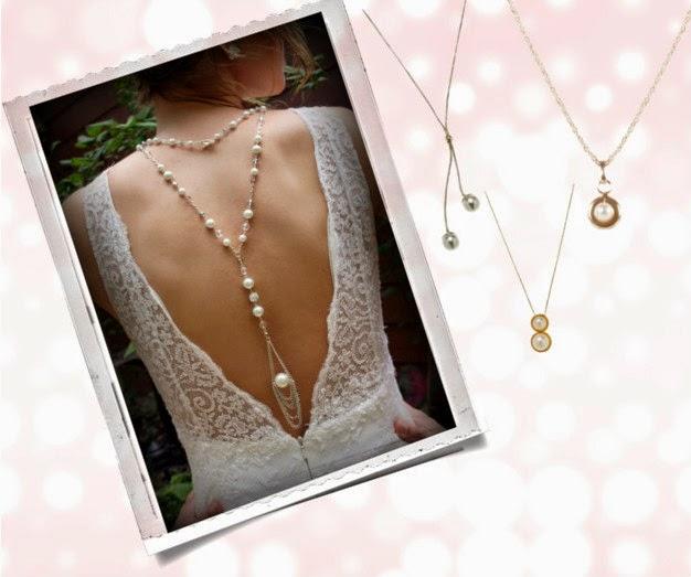 Back Necklace-colar nas costas-colares da moda-modelos de colares-tendência de moda-acessorios femininos-Volver Collar-Retour Collier-blog de moda e beleza-colar com perola
