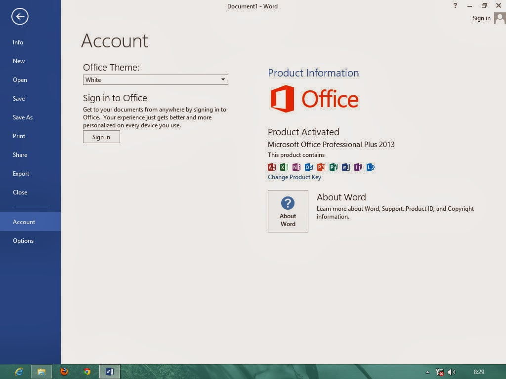 Pack Office Microsoft 2013 Ms Office 2013 Service Pack 1 Released
