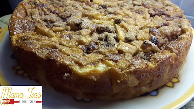 Torta di Mele - A Venetian Apple Cake at Mama Isa's Cooking School