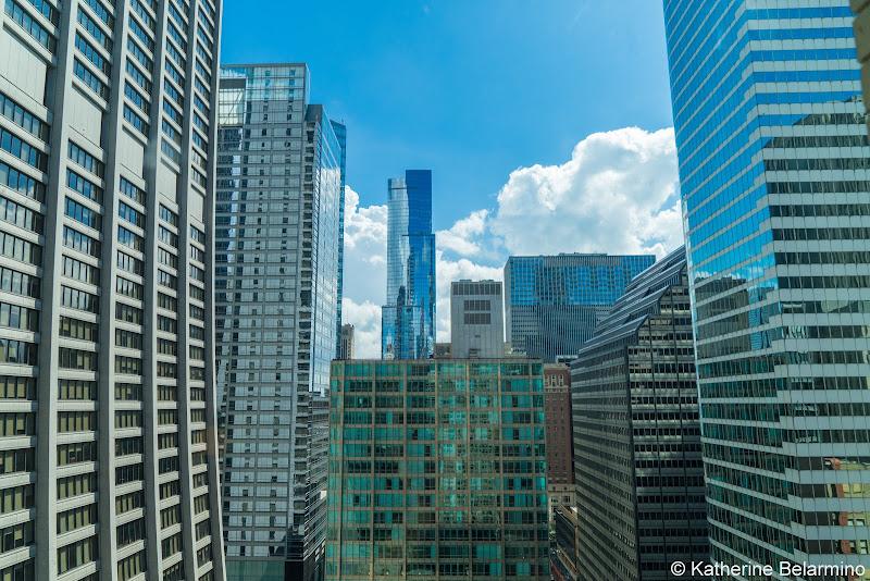 Hyatt Centric the Loop Chicago Room View Girls' Weekend in Chicago