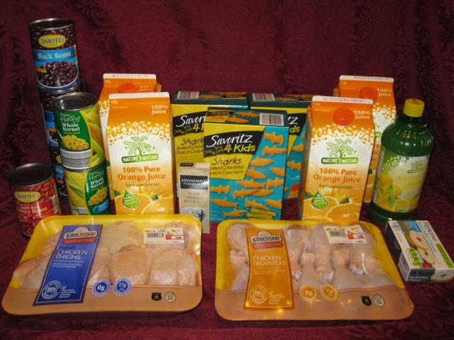 The Aldi Spot - Helping You Save: Aldi Shopping: Shark Snacks & More