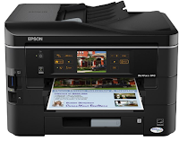 Epson Workforce 840 Driver