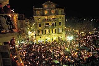 Τα ήθη και έθιμα του Μ. Σαββάτου στην Ελλάδα