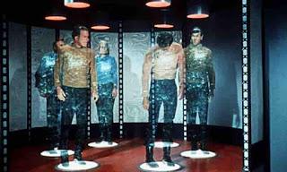النقل الفضائي الكمومي