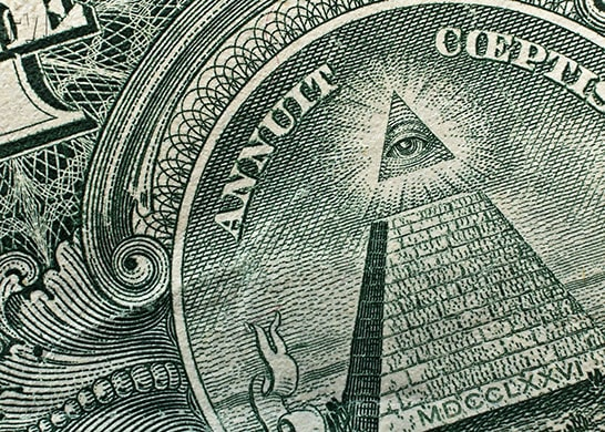 История американского доллара кратко