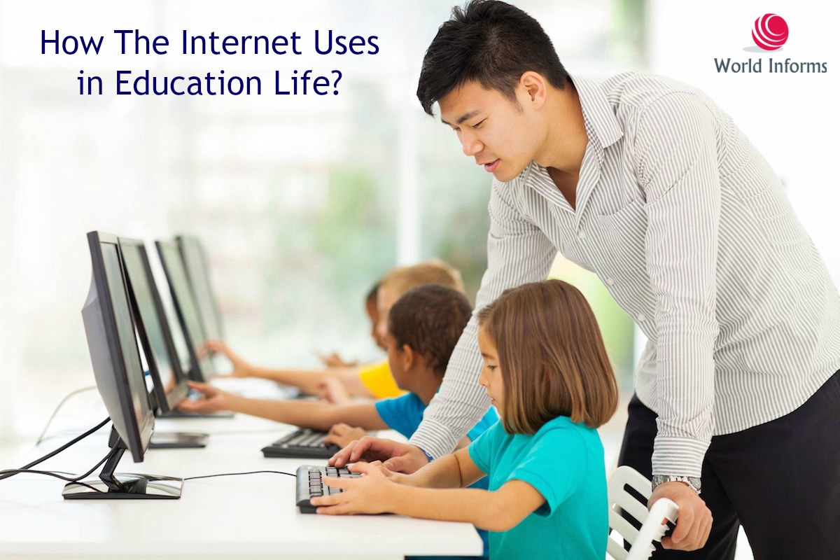 uses of internet in education We are living in the modern era where all the objects that we use in our daily lives are becoming smart the world changes when the things around you are given data connectivity no one can deny that the state of education has been dramatically changed by internet over the past few years it allows to establish a rapid.