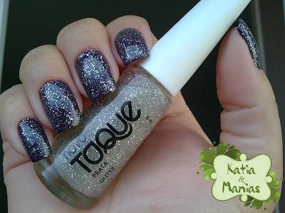 Novo Toque, glitter, DRK Nails,
