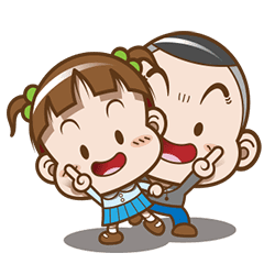 Cocoa & Onigiri Boy