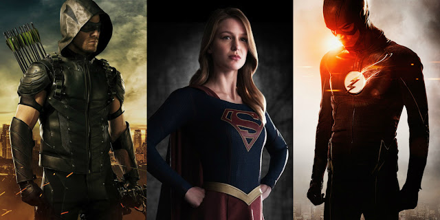 Universo DC CW