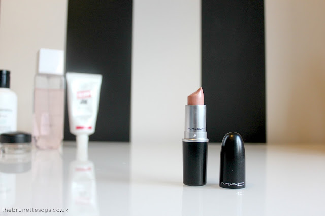 mac, lipstick, creme d'nude, makeup, beauty