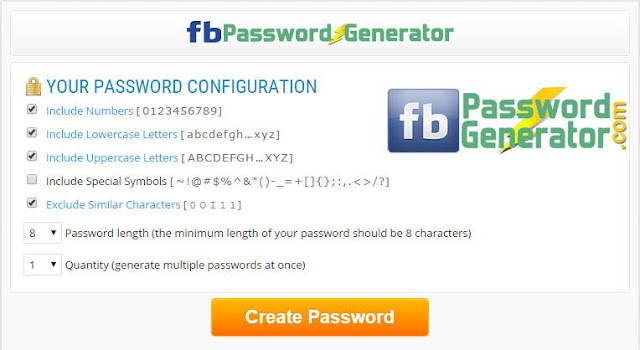 How Do I make your password for Facebook strong, and stronger?